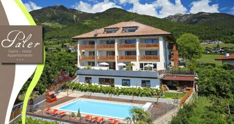 Hotel Pension Paler *** in Dorf Tirol
